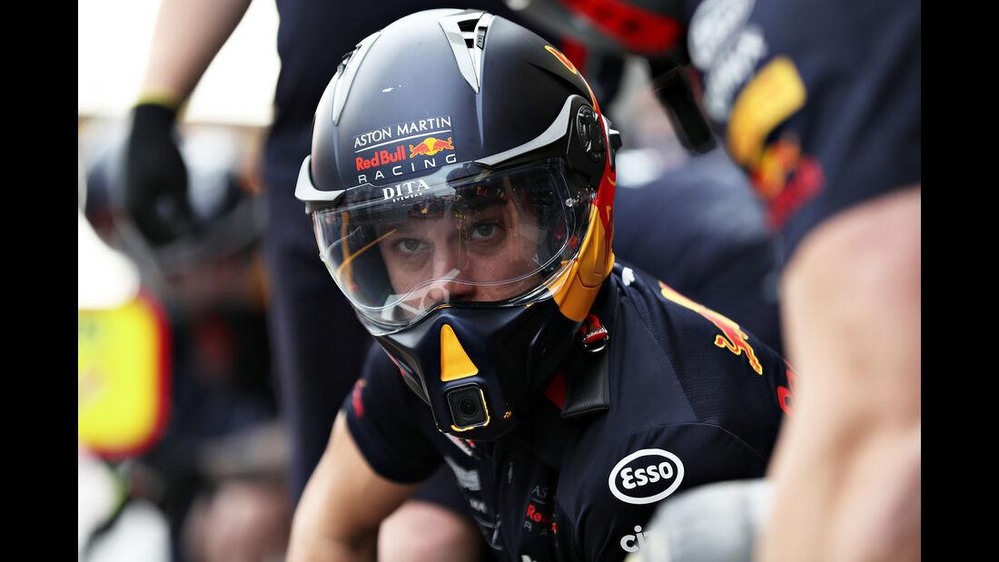 Red Bull - Formel 1 - GP Mexiko - 25. Oktober 2019