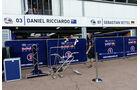 Red Bull - Formel 1 - GP Monaco - 20. Mai 2014