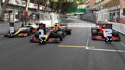 Red Bull - Formel 1 - GP Monaco - 2021