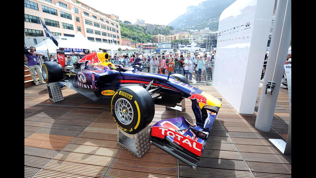 Red Bull - Formel 1 - GP Monaco - 21. Mai 2014