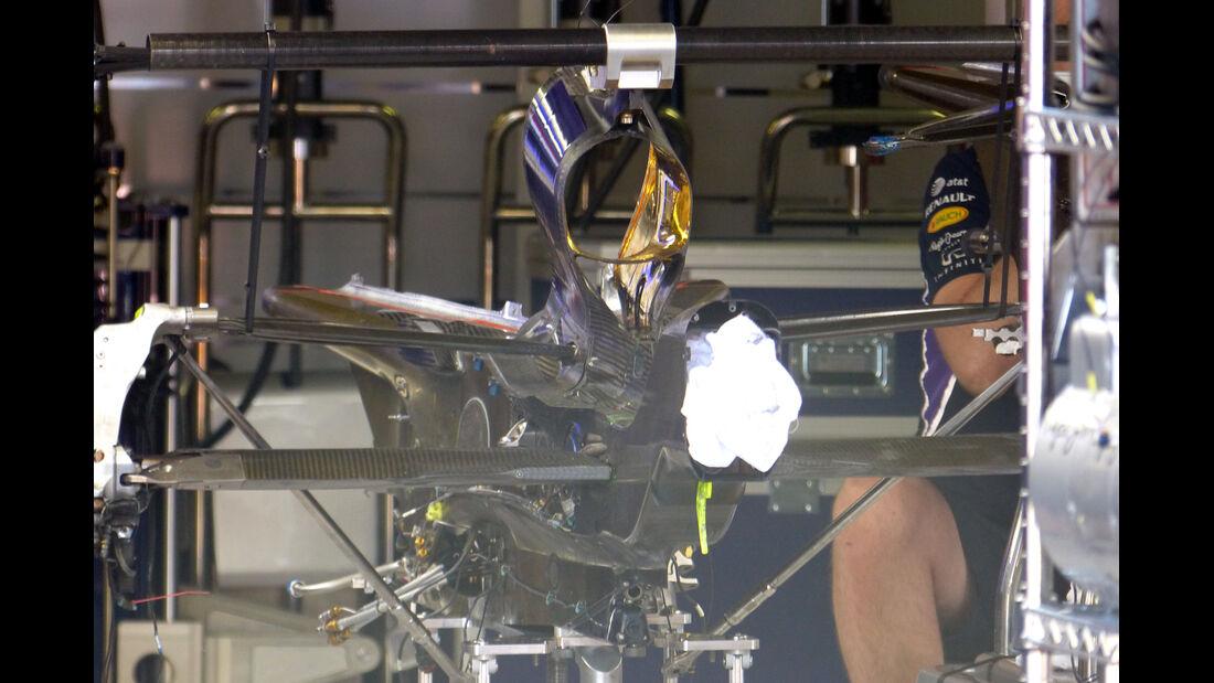 Red Bull - Formel 1 - GP Monaco - 23. Mai 2014