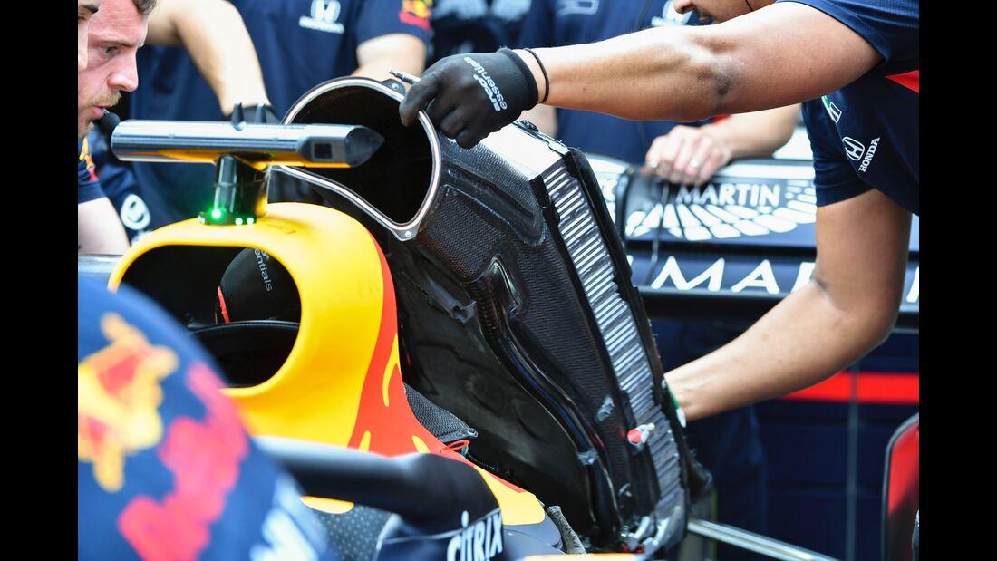 Red Bull - Formel 1 - GP Monaco - 23. Mai 2019