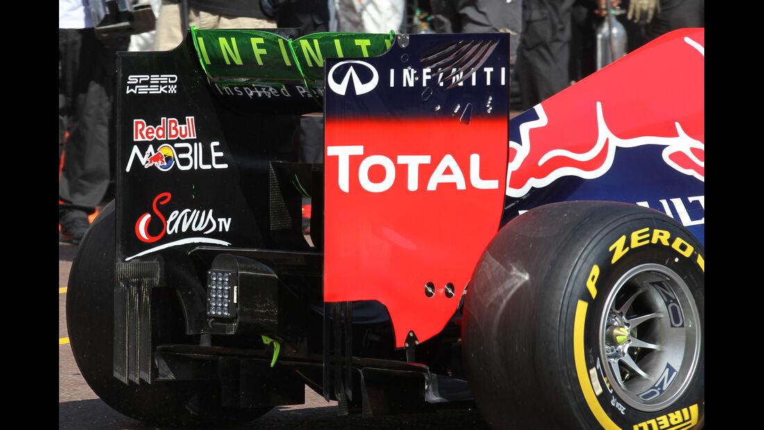 Red Bull - Formel 1 - GP Monado - 24.Mai