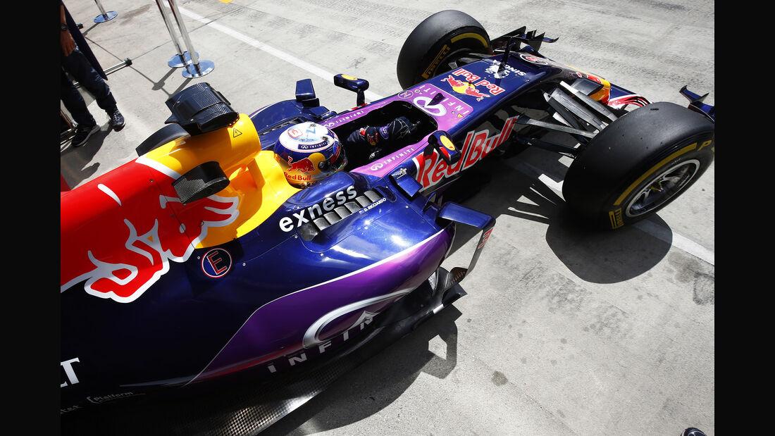 Red Bull - Formel 1 -  GP Österreich 2015
