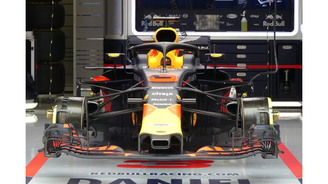Red Bull - Formel 1 - GP Österreich - 28. Juni 2018