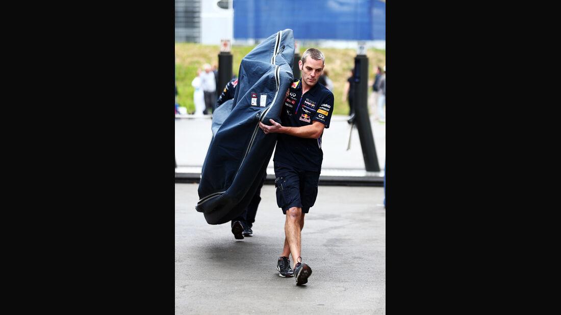 Red Bull - Formel 1 - GP Österreich - Spielberg - 20. Juni 2014