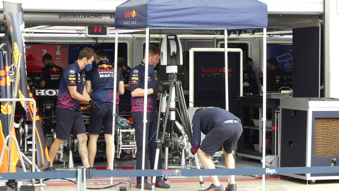 Red Bull - Formel 1 - GP Österreich  - Spielberg - Donnerstag - 1.7.2021