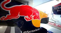 Red Bull - Formel 1 - GP Russland - 10. Oktober 2014