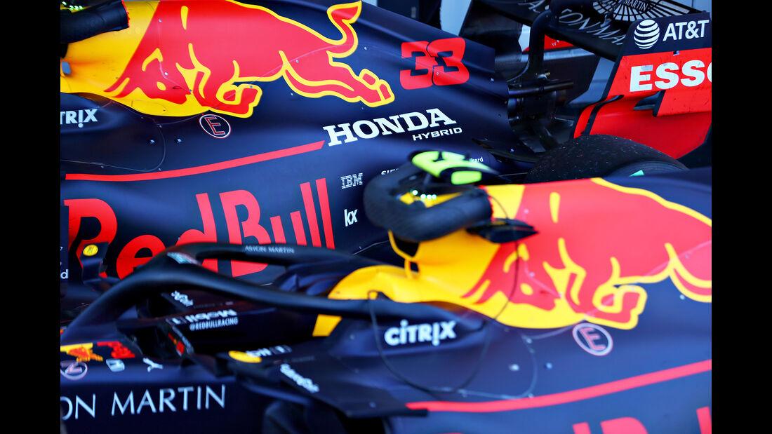 Red Bull - Formel 1 - GP Russland 2019