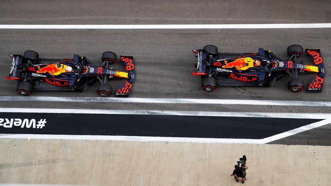 Red Bull - Formel 1 - GP Russland 2020