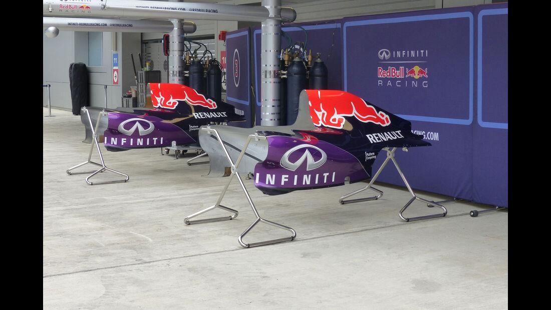 Red Bull - Formel 1 - GP Russland - Sochi - Mittwoch - 7.10.2015