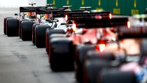 Red Bull - Formel 1 - GP Russland - Sotschi - 26. September 2020