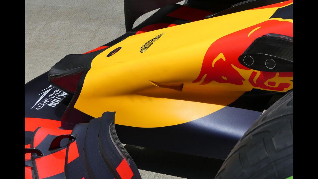 Red Bull - Formel 1 - GP Russland - Sotschi - 29. April 2017
