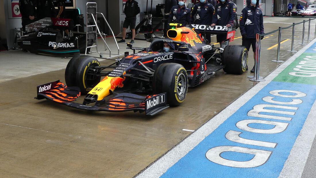 Red Bull - Formel 1 - GP Russland - Sotschi - Donnerstag - 23.09.2021