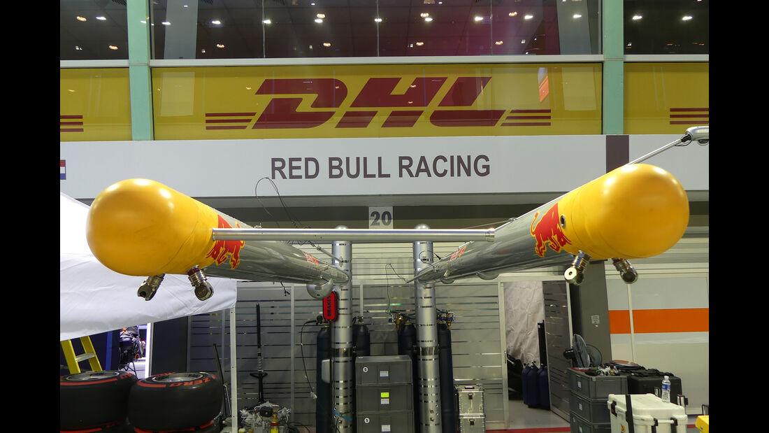 Red Bull - Formel 1 - GP Singapur - 14. September 2016