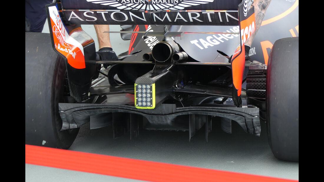 Red Bull - Formel 1 - GP Singapur - 14. September 2018