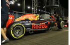 Red Bull - Formel 1 - GP Singapur - 15. September 2016