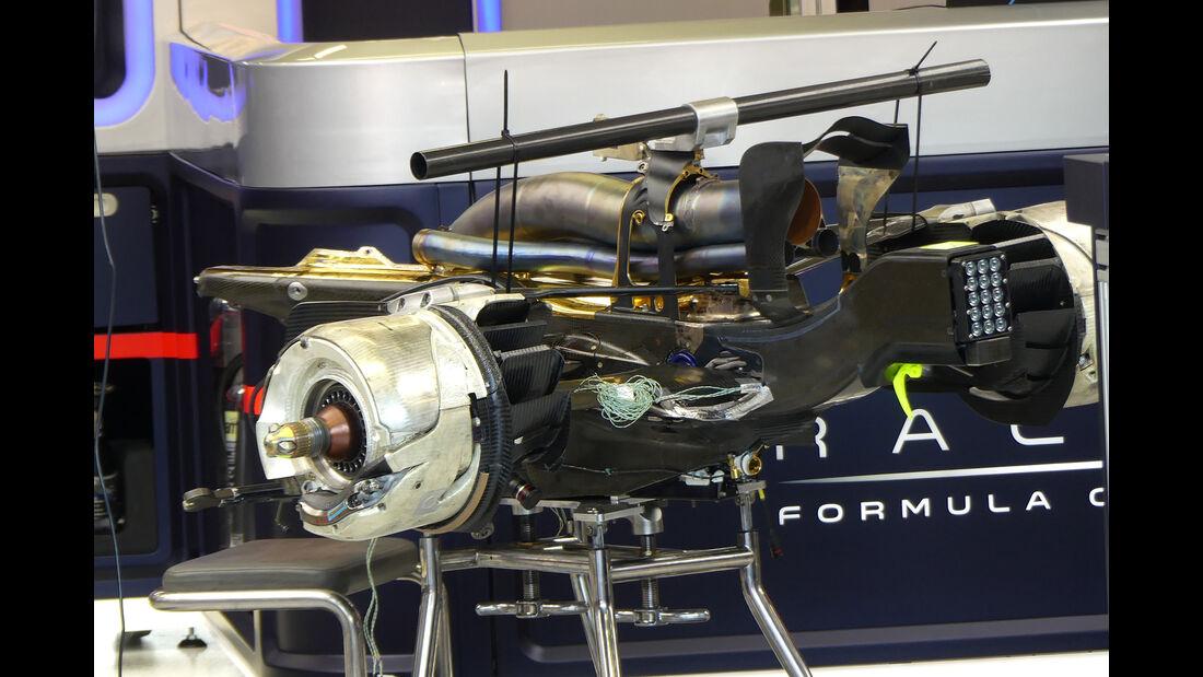 Red Bull - Formel 1 - GP Singapur - 15. Septemberg 2016