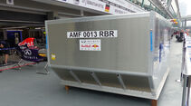 Red Bull - Formel 1 - GP Singapur - 18. September 2014