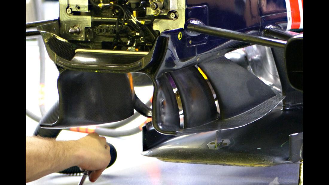 Red Bull - Formel 1 - GP Singapur - 18. September 2015