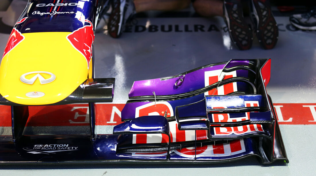 Red Bull - Formel 1 - GP Singapur - 20. September 2013