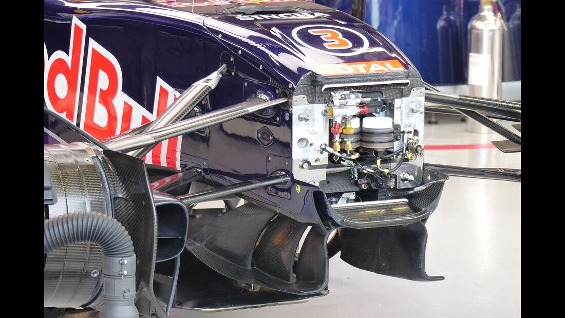 Red Bull - Formel 1 - GP Singapur - 20. September 2015