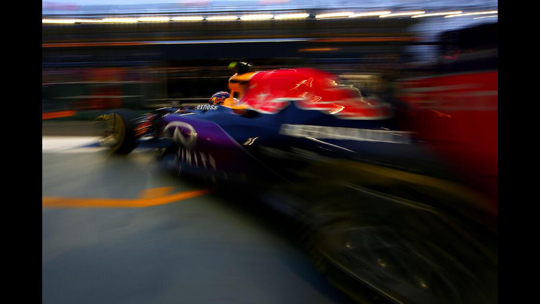 Red Bull - Formel 1 - GP Singapur 2015