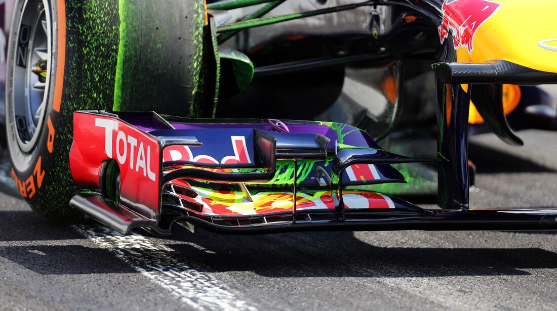 Red Bull - Formel 1 - GP Spanien - 11. Mai 2013