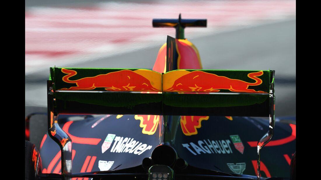 Red Bull - Formel 1 - GP Spanien - 12. Mai 2017