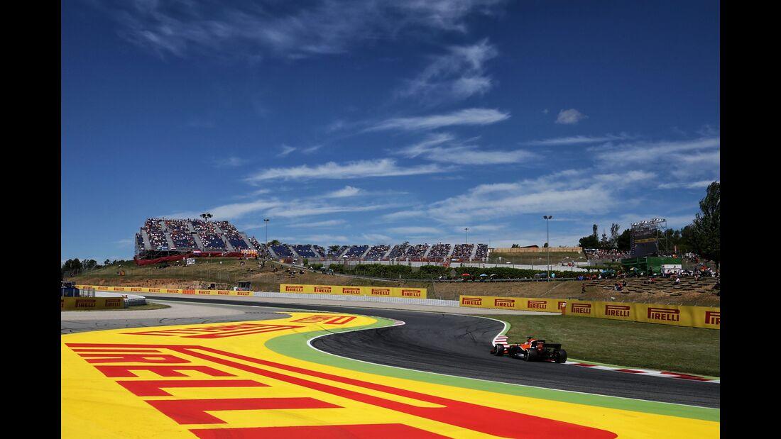 Red Bull - Formel 1 - GP Spanien - 13. Mai 2017
