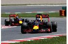 Red Bull - Formel 1 - GP Spanien 2016