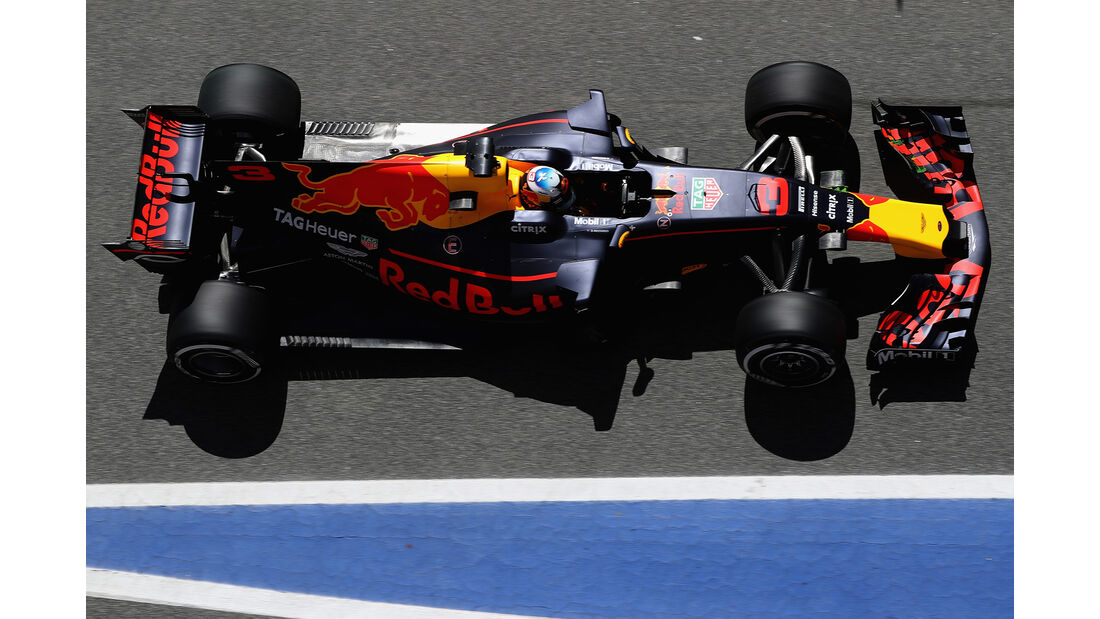 Red Bull - Formel 1 - GP Spanien 2017