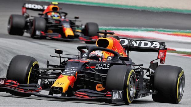 Red Bull - Formel 1 - GP Spanien 2021