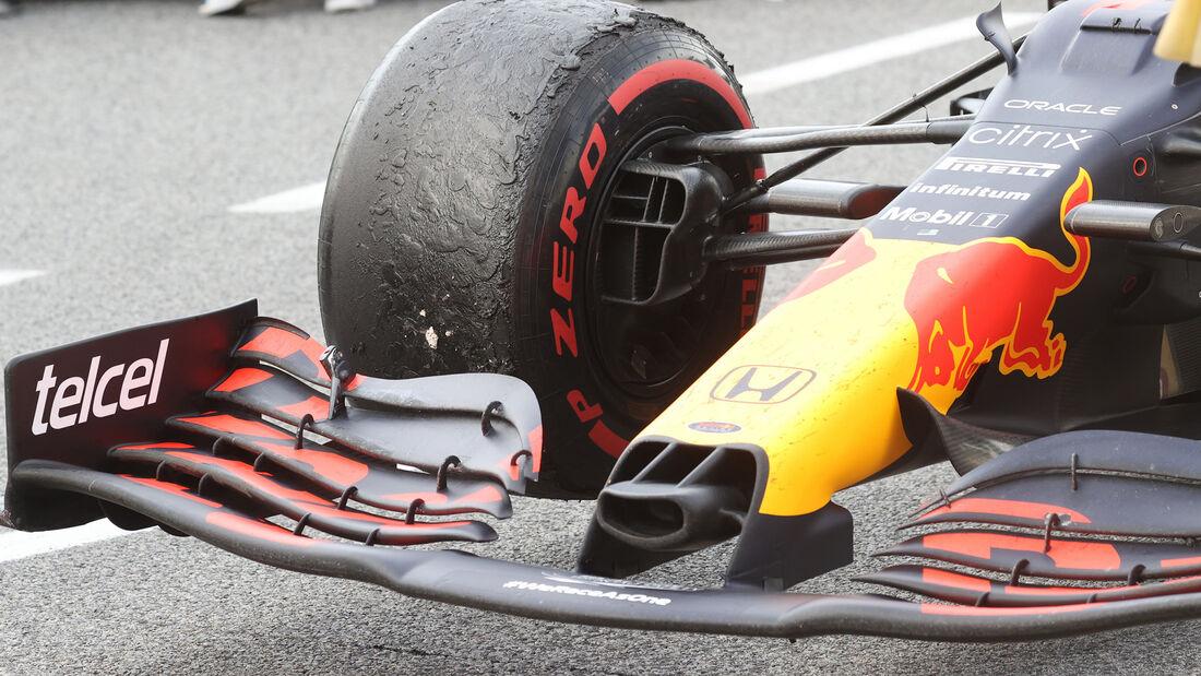 Red Bull - Formel 1 - GP Spanien 2021 - Barcelona - Rennen