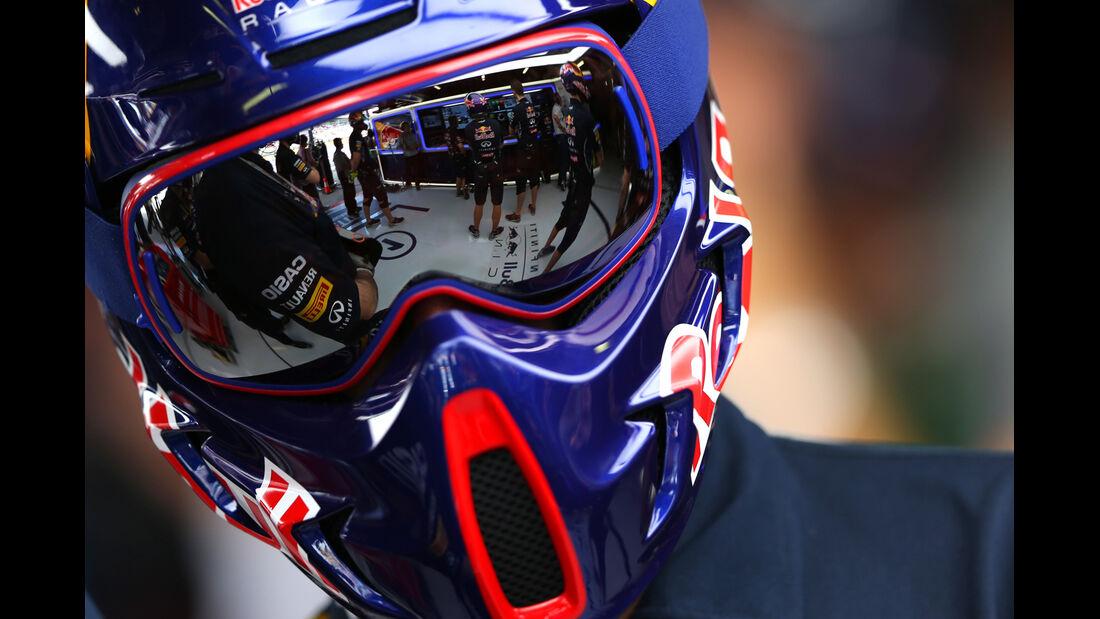 Red Bull - Formel 1 - GP Spanien - Barcelona - 10. Mai 2014