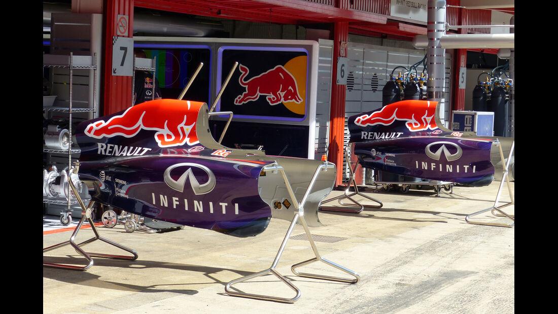 Red Bull - Formel 1 - GP Spanien - Barcelona - 8. Mai 2014