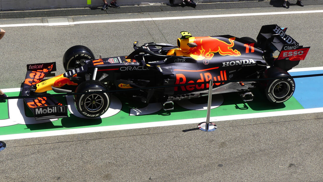 Red Bull - Formel 1 - GP Spanien - Donnerstag - 6.5.2021
