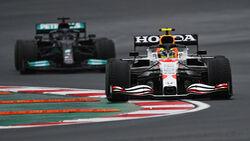 Red Bull - Formel 1 - GP Türkei 2021