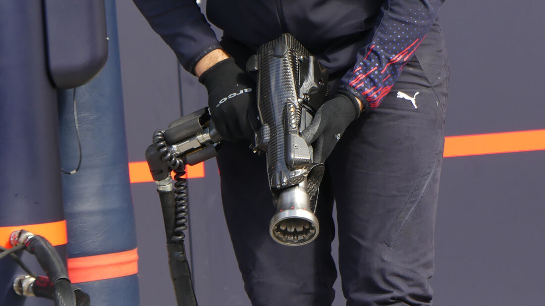 Red Bull - Formel 1 - GP Türkei - Istanbul - 7. Oktober 2021