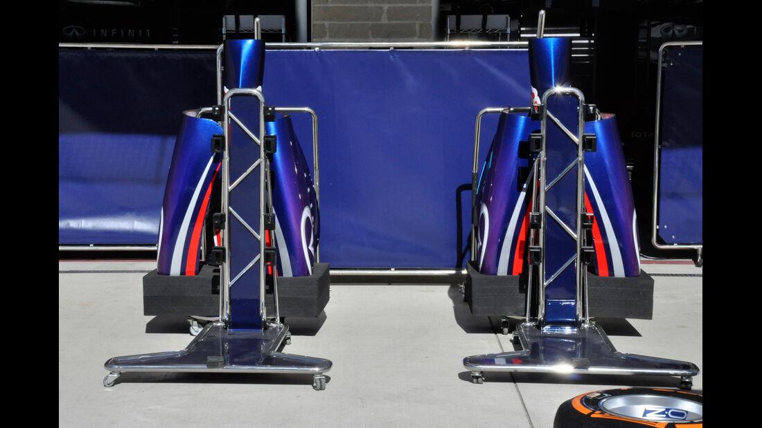 Red Bull - Formel 1 - GP USA - Austin - 13. November 2013