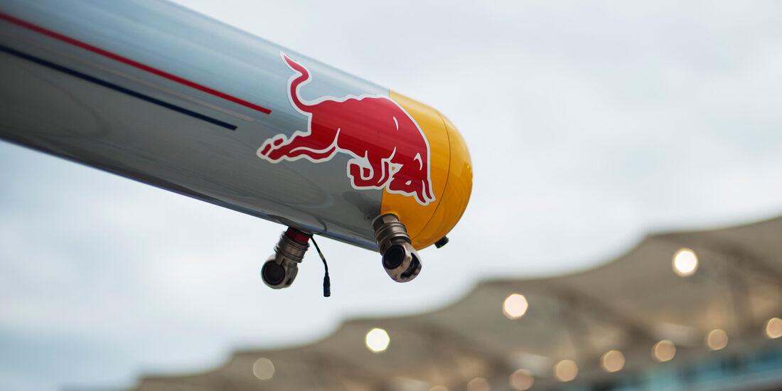 Red Bull - Formel 1 - GP USA - Austin - 15. November 2012
