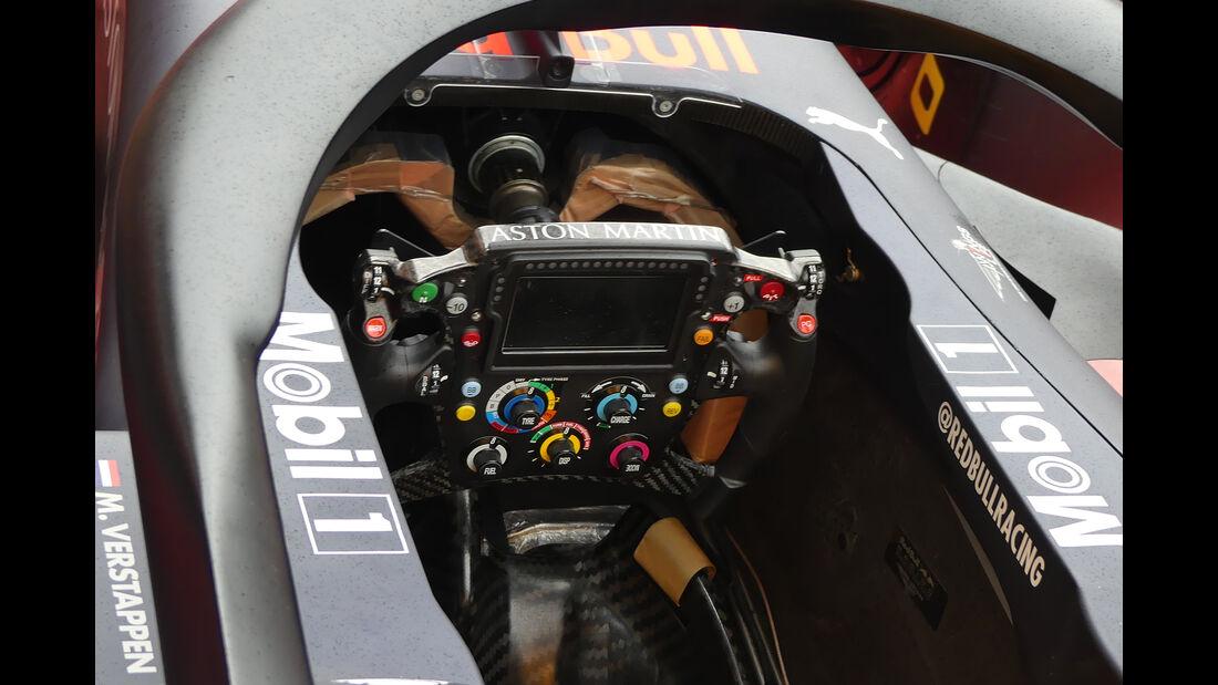 Red Bull - Formel 1 - GP USA - Austin - 18. Oktober 2018