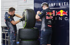 Red Bull - Formel 1 - GP USA - Austin - 23. Oktober 2015