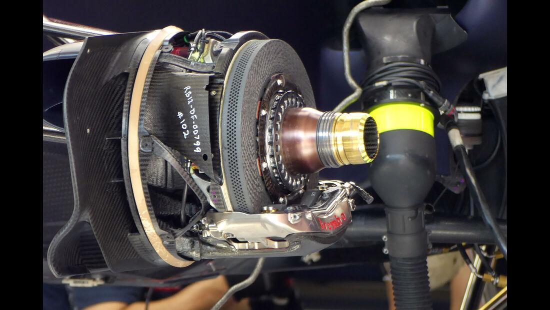 Red Bull  - Formel 1 - GP Ungarn - 20. Juli 2016