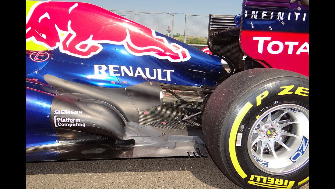 Red Bull - Formel 1 - GP Ungarn 2013