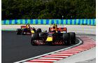 Red Bull - Formel 1 - GP Ungarn 2017