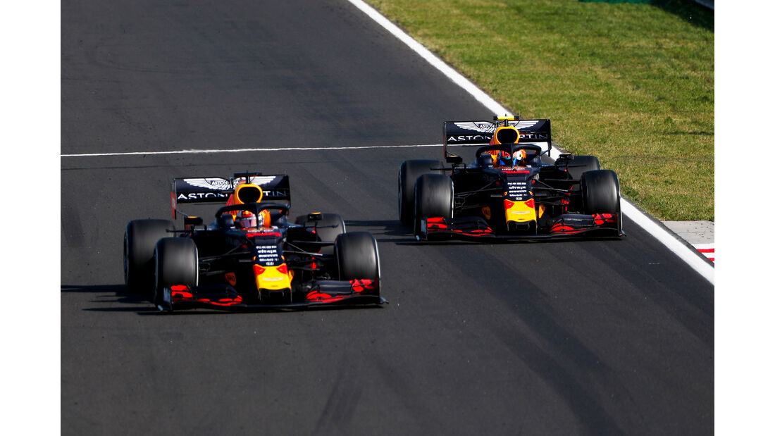 Red Bull - Formel 1 - GP Ungarn 2019