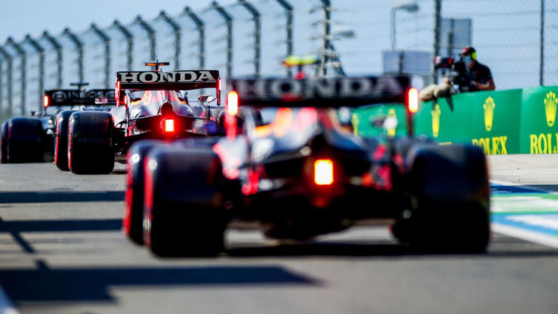 Red Bull - Formel 1 - GP Ungarn 2021