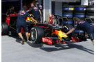 Red Bull - Formel 1 - GP Ungarn - 21. Juli 2016