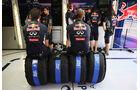 Red Bull - Formel 1 - GP Ungarn - 26. Juli 2013